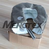 Titanium Turbo Blanket Turbo Charger For T3 Heat Shield Manufactures