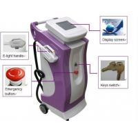Buy cheap Face Lifting E-Light Skin Rejuvenation / Hair Removal Machine 690nm - 1200nm from wholesalers