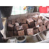 Buy cheap Cheap Maple red color granite block paving kerb stones from wholesalers