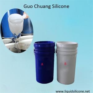China platinum liquid silicone, liquid silicone rubber, mold making liquid silicone on sale