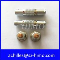Buy cheap golden supplier FGG.3B.305.CLAD 5 pin lemo straight plug connector for cable assembly from wholesalers