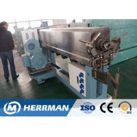 China Plastic Extruder Cable Extrusion Line PVC PE PP With Portal Type Pay Off on sale