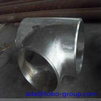 Buy cheap Seamless / weld Stainless Steel Pipe Tee UNS S32760 A815 UNSS31803 A403 WP321 product