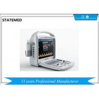 Buy cheap 8.8 kg Full Digital Color Doppler Ultrasound Scanner With 15 '' LCD Monitor from wholesalers