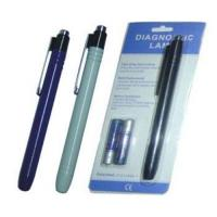 Buy cheap Diagnostic pen light/torch with pocket clip from wholesalers