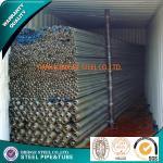 Buy cheap BS 1387 ASTM A53 Structural Steel Tubes SCH160 SCH XXS Beveled / Plain from wholesalers