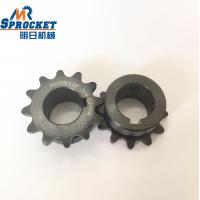 Buy cheap Oxide Black Finished Bore Sprockets 35B12F 3/4 35 Chain Sprocket Small Size from wholesalers