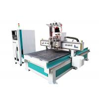 Buy cheap 1530 ATC Carousel Tool Change Wood Cnc Machine , 4 Axis Industrial Cnc Router from wholesalers