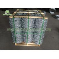 Buy cheap Easy Installation 14 Guage Concertina Razor Wire With Hot Dipped Galvanized from wholesalers