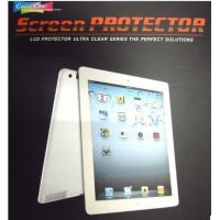 Quality Wear Resisting 7 inch Tablet Protective Film, PET LCD Protection Paster, Screen for sale
