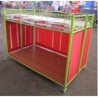 Retail Supermarket Promotion Retail Display Shelving Units / Grocery Store Shelving Manufactures