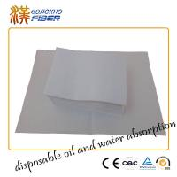 Buy cheap Foodservice Industrial Cleaning Towels Reusable Quarter Fold Solvent Resistant from wholesalers