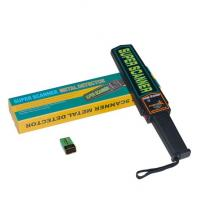 Wholesale LED High Sensitivity Consumption Handheld Metal Detector for Security Industry from china suppliers