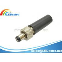 China DC power plug 2.1MM lock-ring on sale
