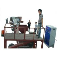 China EPE Foam Banana Tree Bag Extrusion Line Screen Exchanger With Heaters on sale
