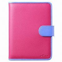 Buy cheap Leather Case for Rakuten KOBO, Comes in Strawberry/Blueberry, Lollipop Series from wholesalers