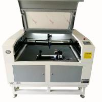 Buy cheap Good Quality Motorized up and Down Laser Engraving Machine for Wood from wholesalers