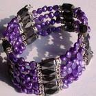 Buy cheap Magnetic Jewelry, Magnetic Wrap, Magnetic Bracelet from wholesalers