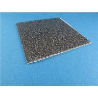 Easy Installation Dark Color Pvc Wall Panels PVC Wall Tiles For Home Decoration Manufactures