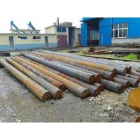Buy cheap Hot Forged Round Bar Steel Grade C45 , St52-3 / S355j2g3 , 42crmo4v , 16mncr5 , 18crnimo6-7 Etc. from wholesalers