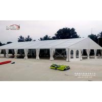 Buy cheap Aluminum Frame PVC Fabric Waterproof Party Tents , Clear span Tent,Event tent from wholesalers