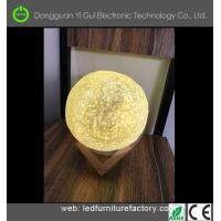 Wholesale CE RoHS LED USB Charging Moon Balloon Light Ball 3D Light Moon from china suppliers