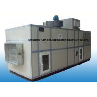 Buy cheap Cool Industrial Dehumidification Equipment Desiccant Rotary Wheel product