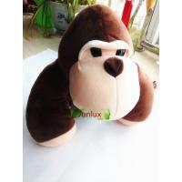 China Gorilla King Kong stuffed toy plush toy good carton toy gift animal toy on sale