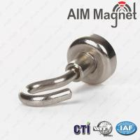 Buy cheap Strong Magnetic Force Metal Hooks from wholesalers