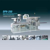 Buy cheap Econimical Tablet Blister Packing Machine , Durable Capsule Blister Packaging Machine from wholesalers