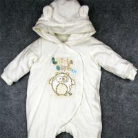 Buy cheap Long Sleeve Baby Winter Snowsuit Spring / Autumn / Winter Footed Rompers from wholesalers