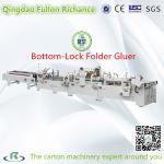 Buy cheap Automatic Pre-Fold Lock-Bottom Carton Folder Gluer Machine (Sticking) from wholesalers