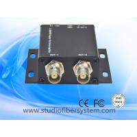 Buy cheap mini aluminum 1x2 3g/hd/sd sdi splitter for 1ch sdi input and 2 sdi output from wholesalers