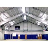 Buy cheap Gable Frame H Section Prefab Steel Structure Building With Insulated Panels from wholesalers