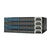 Wholesale 715W AC Cisco Catalyst 3650 Switch WS-C3560X-48T-L 48 Port Data LAN Base from china suppliers
