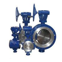 Buy cheap High performance eccentric double flange reducer butterfly valve from wholesalers