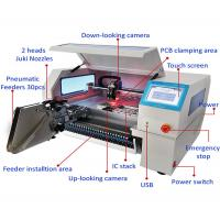 Buy cheap SMT Placement Equipment CHMT530P Table Top Pick and Place Machine 110v / 220v from wholesalers