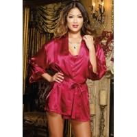 Buy cheap Sexy Lingerie Wholesale Shalimar Robe Lingerie Set Sexy Babydoll Lingerie Chemises wholesale from manufacturer from wholesalers