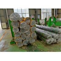 Buy cheap Metal Alloy Steel Seamless Tube ASTM A209 T1 T1A T1B ASTM A210 A1 DIN 1629 St52.4 St52, Oild Surface Plain End M W from wholesalers