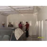 Auto Painting, Baking, polish Down Draft Spray Booth with Italian Riello burner G20 WD-70 Manufactures