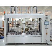 China Automated Ultrasonic Welding Equipment For Fabric Edging Short Production Time on sale