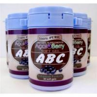 ABC Acai Berry Slimming Soft Gel Manufactures