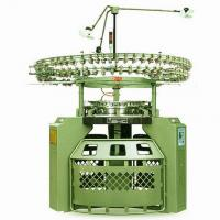 Buy cheap High Performance Large Diameter Circular Knitting Machine 5.5KW For Blankets from wholesalers