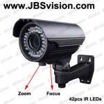 Buy cheap Varifocal & Zoom( External Adjustable) Weatherproof IR Cameras from wholesalers