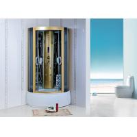 Buy cheap Golden Steam Shower Room in Sector YLM-890G from wholesalers