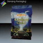 Buy cheap Aluminum Foil Coffee Packaging Bags , Matt BOPP Side Gusset Coffee Bags from wholesalers