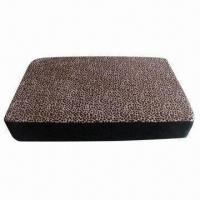 Buy cheap Memory Foam Pet Sleeper Bed, Made of Memory Foam, Contours to your Pets' Body product