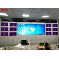 Buy cheap High Brightness Commercial Video Wall Built - In Splicing Module 55 from wholesalers
