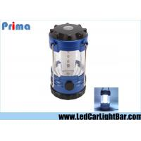 Buy cheap 12 LED Bivouac Led Camping Lantern With Compass Plastic 3 X AA Batteries from wholesalers
