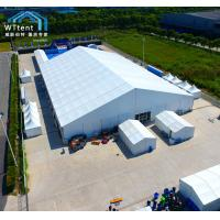 Wholesale Large Clear Span Aluminum PVC Event Tent For Outdoor Event Customized Size from china suppliers